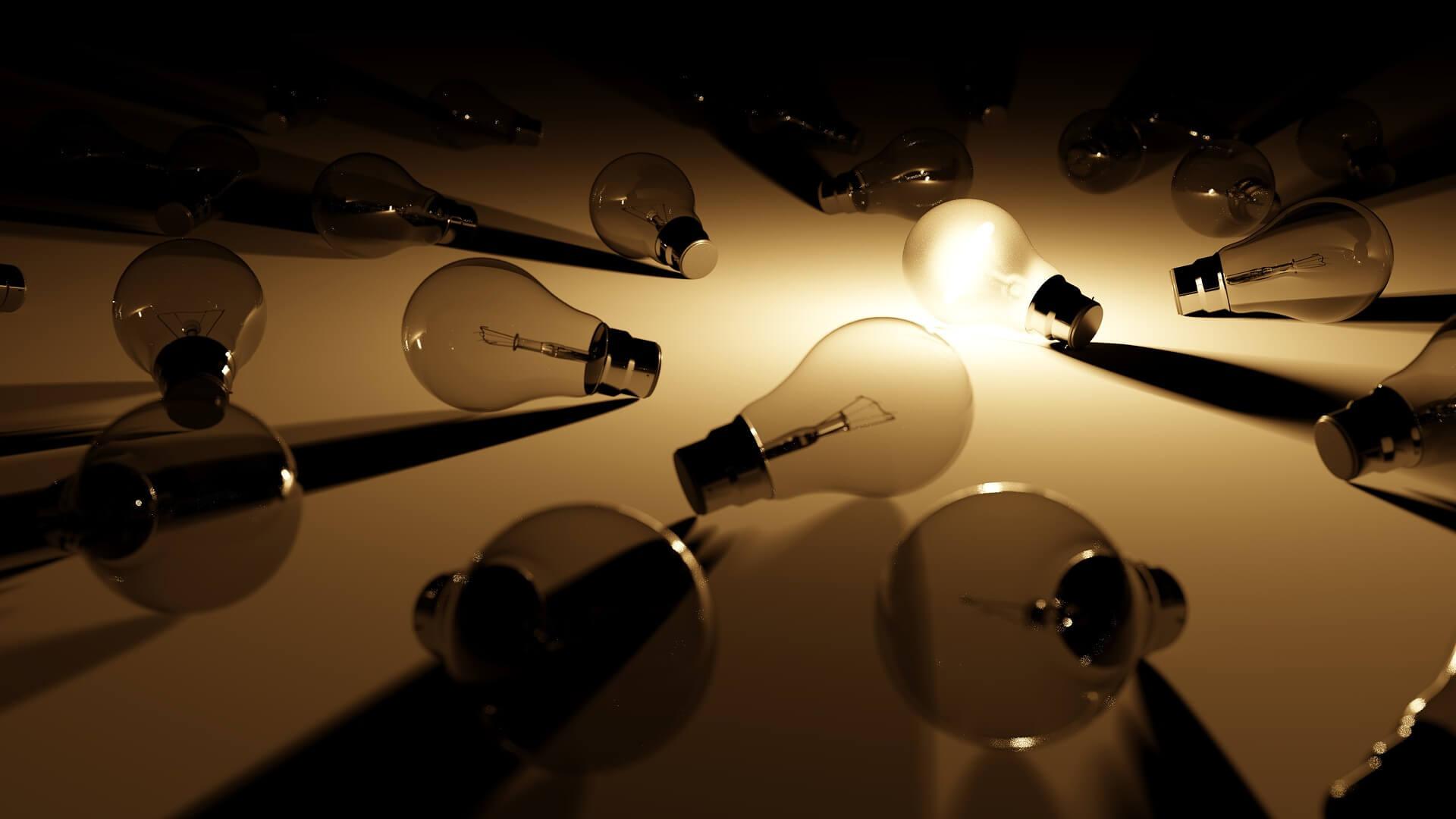 Elektriciteit lampen