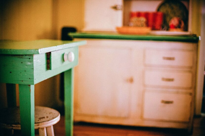 Keukenkastjes met alle mogelijke kleuren