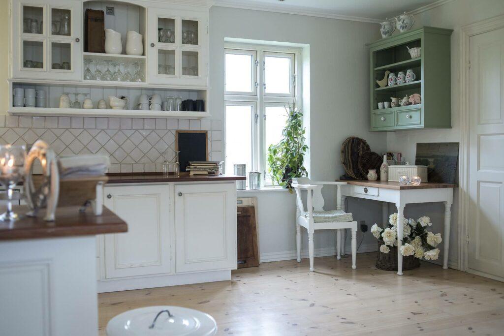 Keukenkastjes verven in diverse kleuren