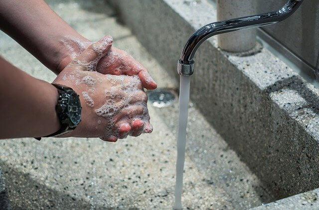 Water besparen doe je zo
