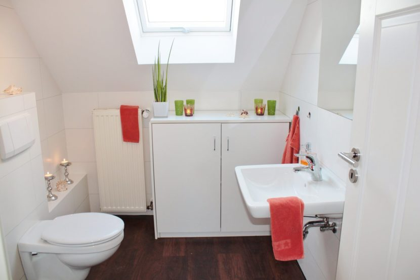 Zelf badkamer tegelen