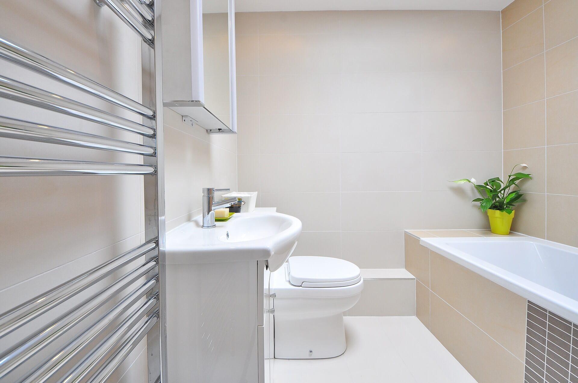 Zelf je badkamer renoveren
