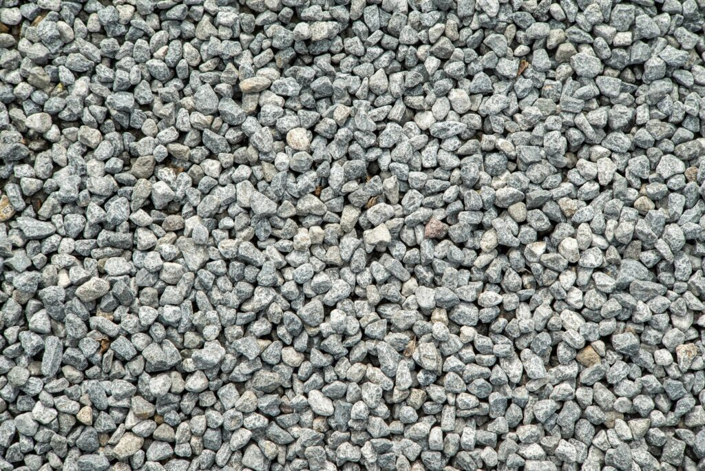 halfverharding stenen
