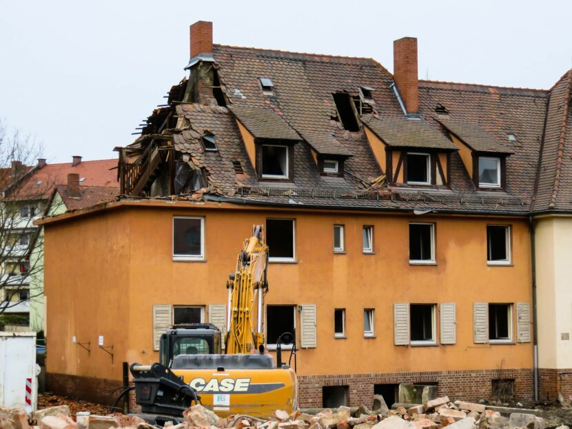 huis renoveren voor personeelshuisvesting