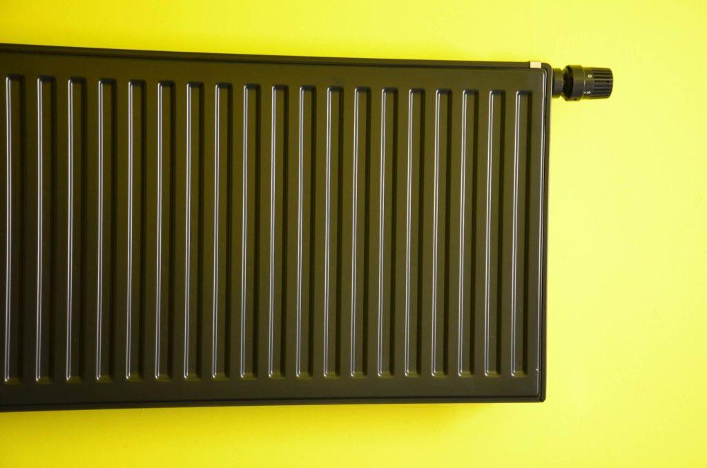 vervangen van de radiator